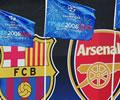 Arsenal x Barcelona
