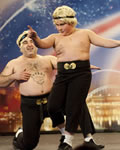 Stavros Flatley - Britain's Got Talent