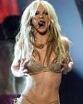 Britney Spears no palco
