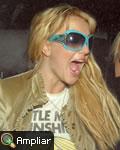 Britney Spears sem calcinha
