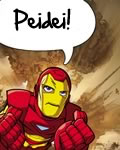 Minha história em quadrinhos da Marvel