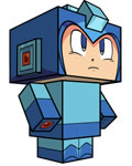 Megaman de Papel