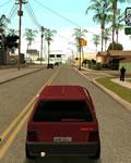 Fiat UNO no GTA San Andreas