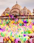 Holi: O Festival das Cores