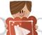 Google Doodle do dia de São Valentim