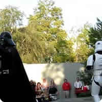 Vídeo: Darth Vader dançando Cant Touch This