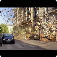 Vídeo: Inception (Making-of)