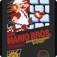 Vídeo: Música Tema do Super Mario Bros.