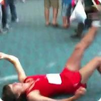 Vídeo: Cosplay do QWOP
