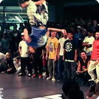 Vídeo: Campeonato Internacional de Breakdance