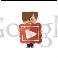 Vídeo: Google Doodle do dia de São Valentim