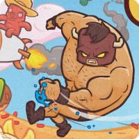 Jogo: A Revanche do Burrito Bison