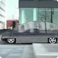 Vídeo: O carro invisível da Mercedes
