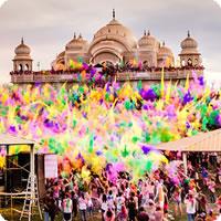 Vídeo: Holi - O Festival das Cores