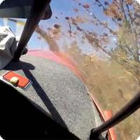 Vídeo: Acidente de avião filmado dentro do cockpit!