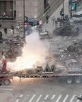 Transformers 3 igual a explosões, explosões e explosões!