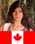 Luíza, a menina que estava no Canadá