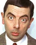 Rowan Atkinson, o Mr. Bean