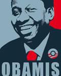 Mussum, estilo Obama