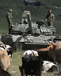 Exército Russo na Ossétia do Sul