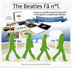 Promoção: Abbey Road - Beatles