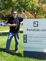 Sede do Portal Cab