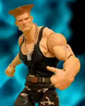 Action Figure do Guile