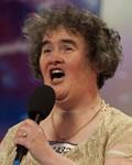 Susan Boyle, cantora de 47 anos