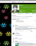 Um dos temas do orkut