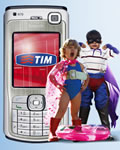 Promoção TIM + Videolog