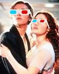 Jack e Rose preparados para o Titanic 3D