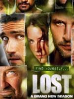 Poster da 3ª temporada de LOST
