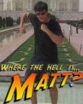 Matt Harding dançando na Índia