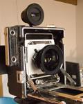 Câmera Widescreen caseira