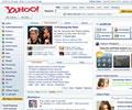 Nova home do Yahoo.com