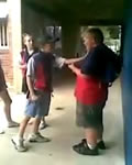 Zangief sofria bullying na escola