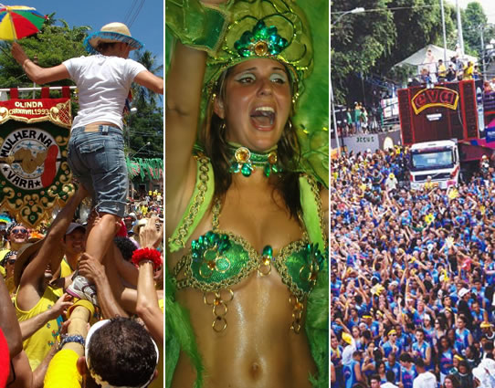 Carnavais do Brasil