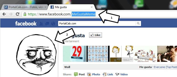 Me gusta emoticons no Facebook