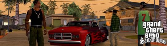 Cheats, códigos, malícias e macetes de GTA San Andreas
