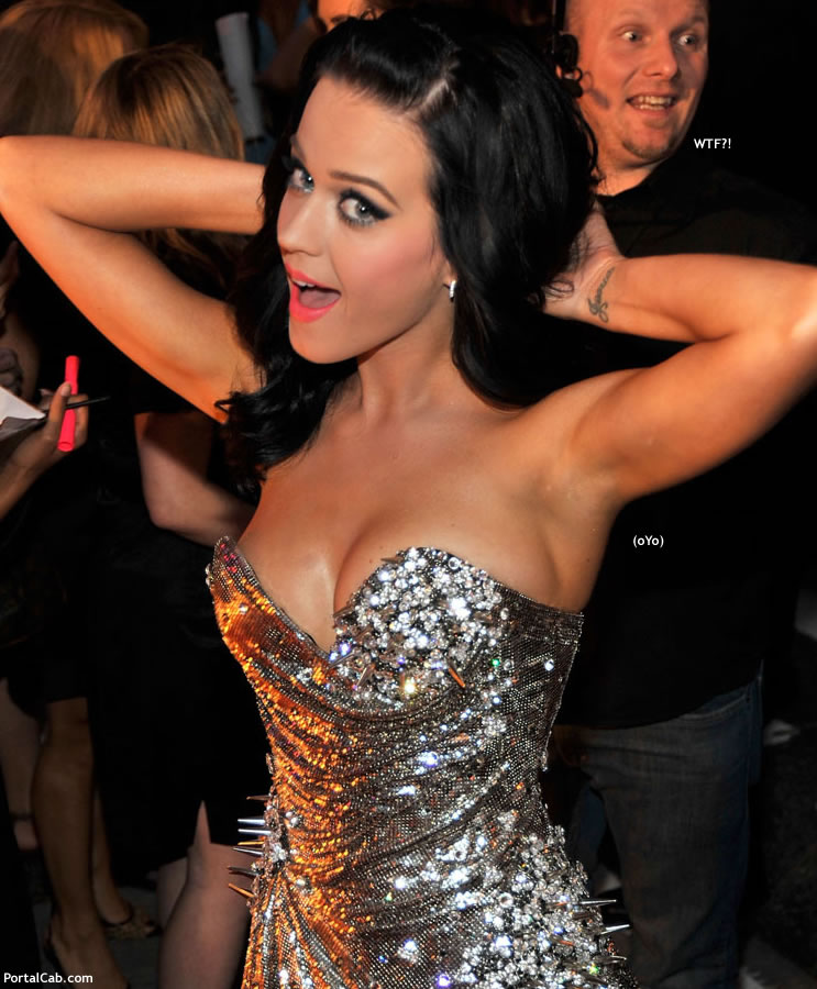 Katy Perry para lá de gostosa no MTV VMA 2009