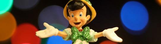 Pinóquio, o mentiroso mais famoso do mundo!
