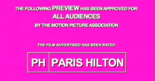 Censura: PH - Paris Hilton ¬¬