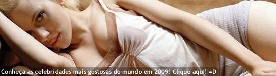 Conheça as celebridades mais sexys de 2009!
